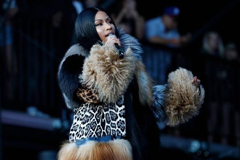 Nicki Minaj Asks For Collab Help Over Social Media