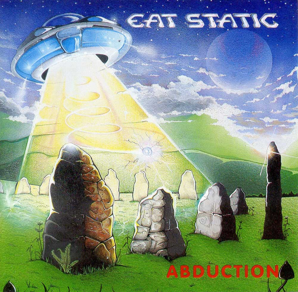 Eat Static – Abduction/Implant (Planet Dog/Cherry Red)