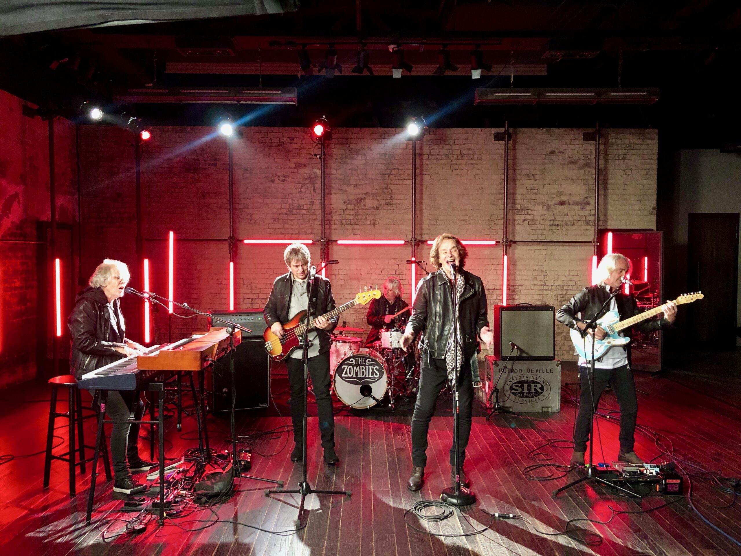 IN CONVERSATION – The Zombies' Colin Blunstone