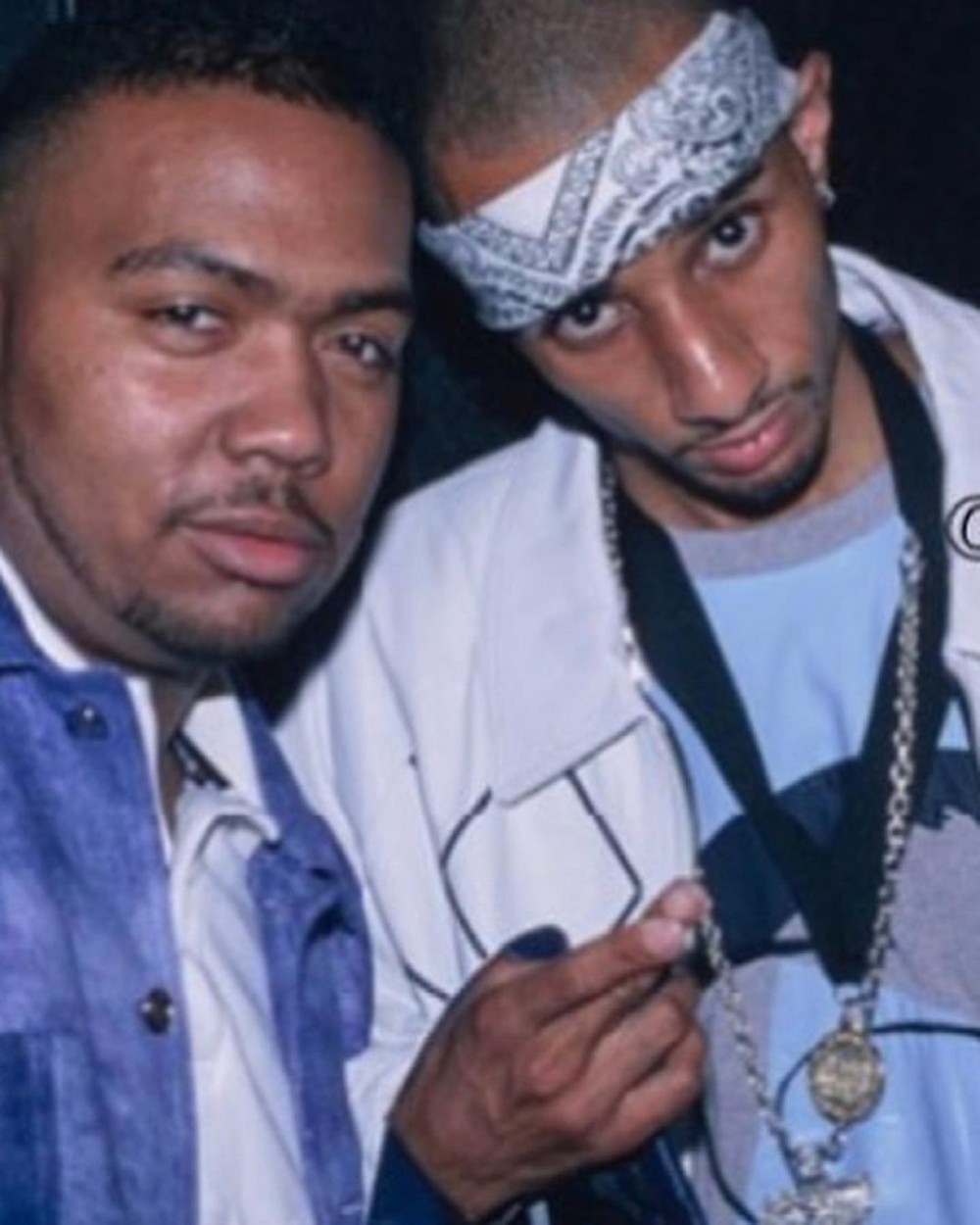 Timbaland and Swizz Beatz Named Top 100 Most Influential People of 2021!