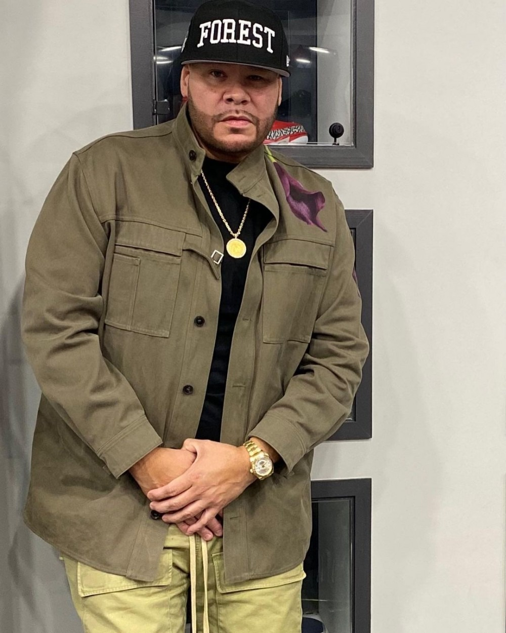 Fat Joe Apologizes To Lil Mo Again But NOT With A Birkin Bag