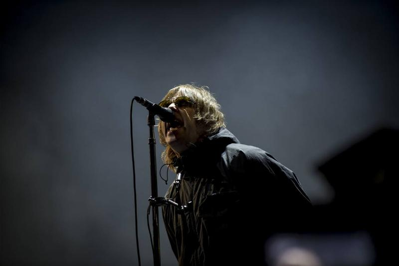 """Liam Gallagher Claims """"Rock And Roll Isn't Dead"""" After Falling Out Of A Helicopter"""