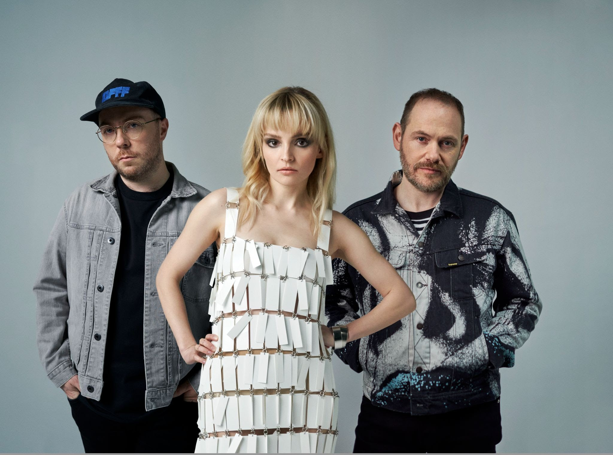NEWS: CHVRCHES cover 'Cry Little Sister' from Lost Boys for new Netlfix film