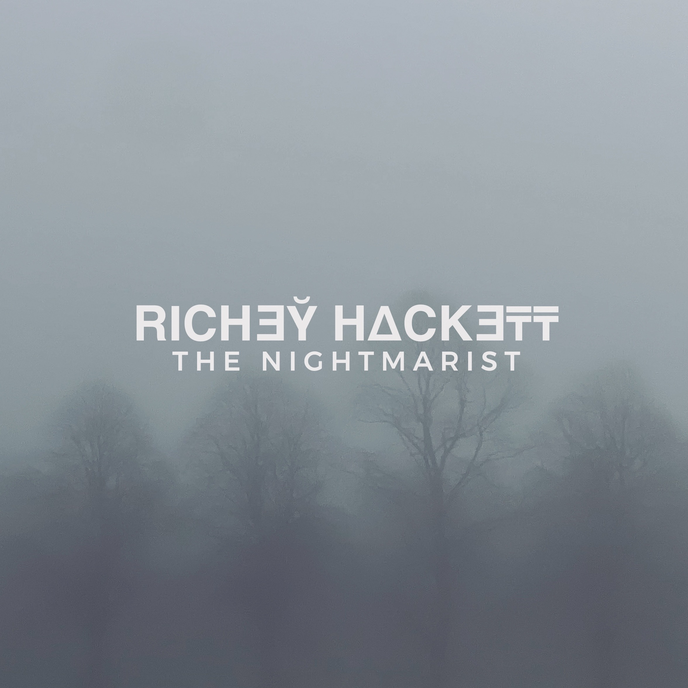 NEWS: Richey Hackett releases cinematic ambient album 'The Nightmarist'