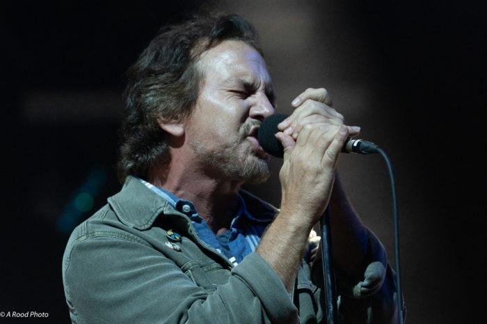 Pearl Jam at Ohana Festival