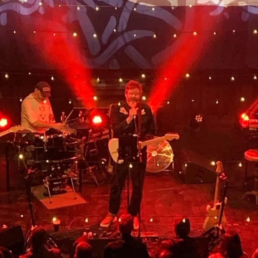 LIVE: Scritti Politti/Alexis Taylor – St.Luke's, Glasgow, 27/09/21
