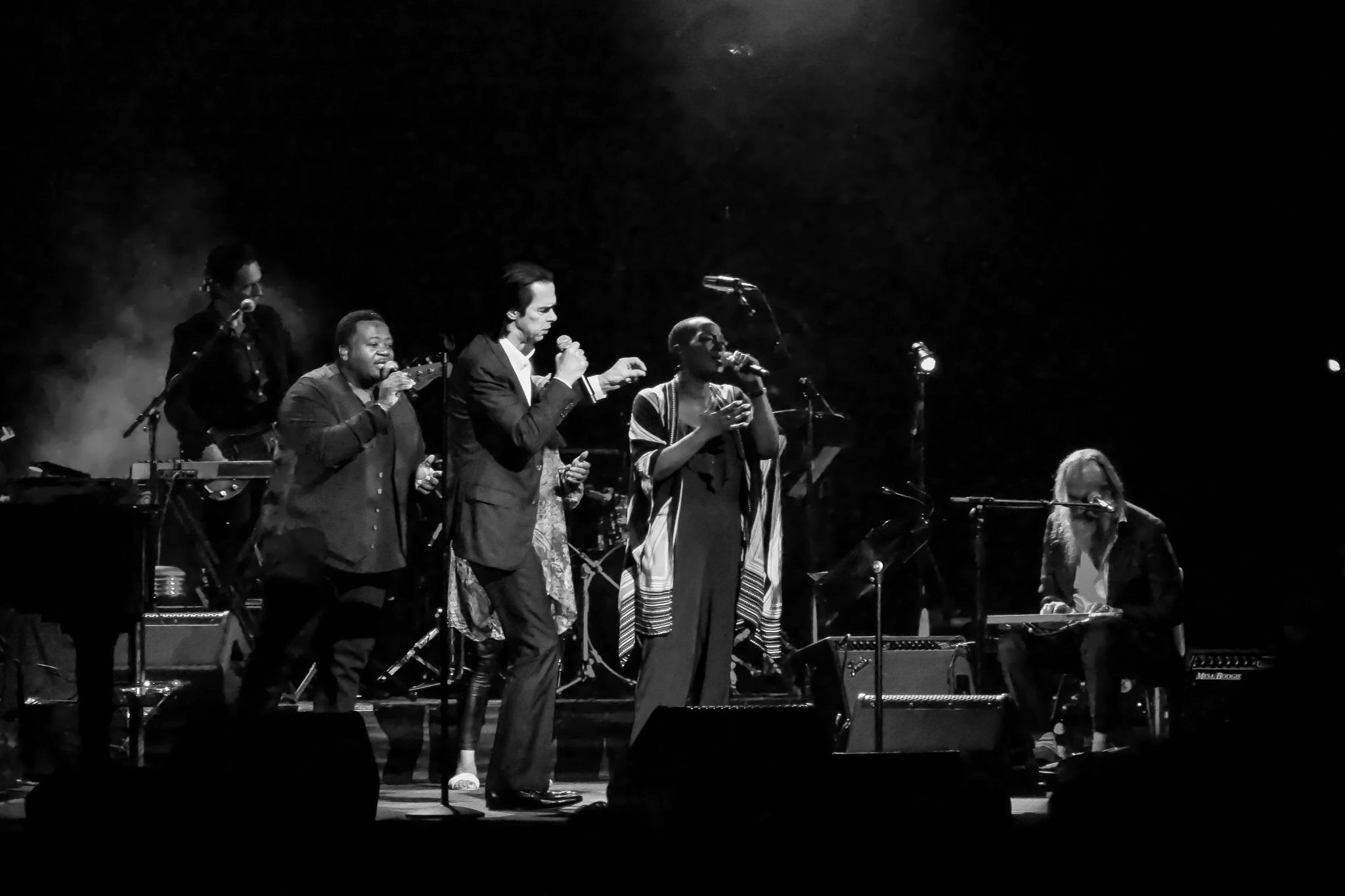 LIVE: Nick Cave and Warren Ellis – Stockton Globe, 29/09/2021
