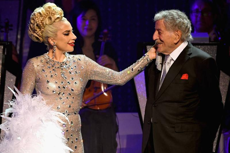 Seven Years Later, Lady Gaga And Tony Bennett Are At It Again