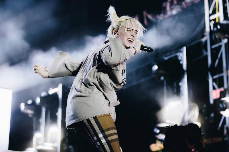 Billie Eilish Proves Age Is Just A Number For Glastonbury 2022