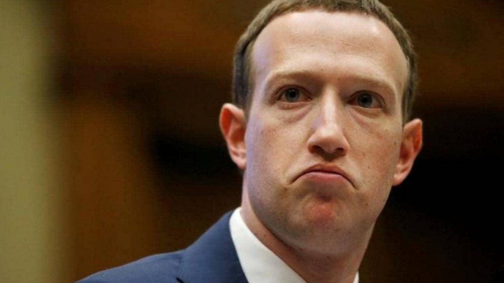 Mark Zuckerberg Loses $6 Billion After Facebook Mass Outage