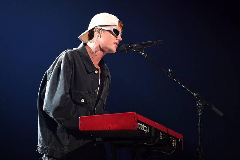 Justin Bieber Adds Tracks To Justice