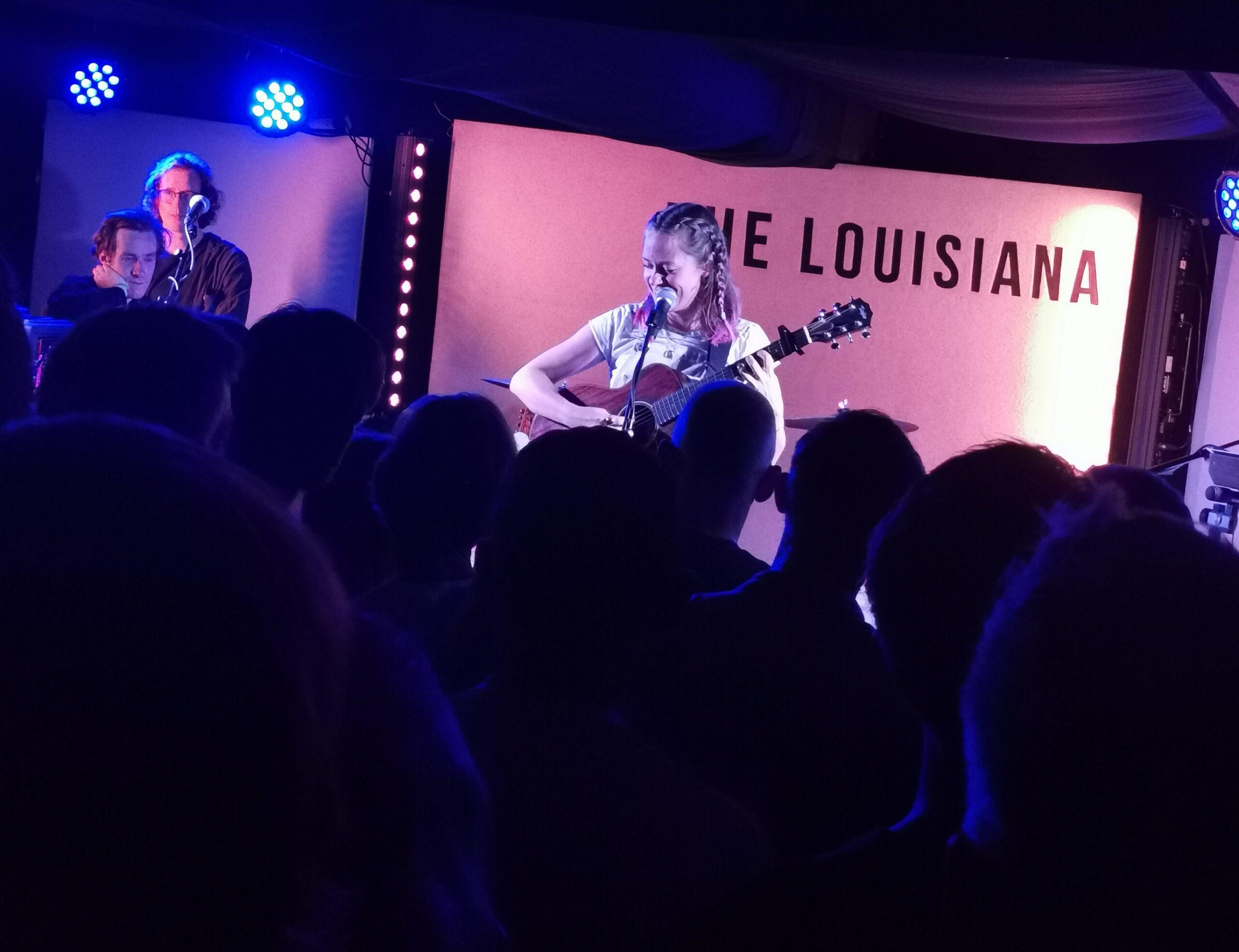LIVE: Anna B Savage – The Louisiana, Bristol – 5/10/2021