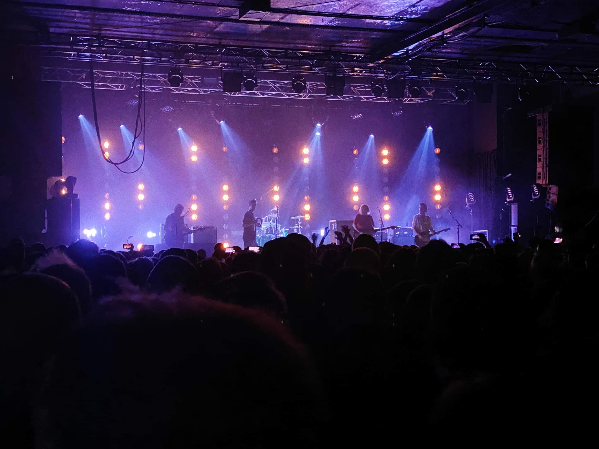 LIVE: Fontaines D.C. – Manchester Academy (06/10/2021)