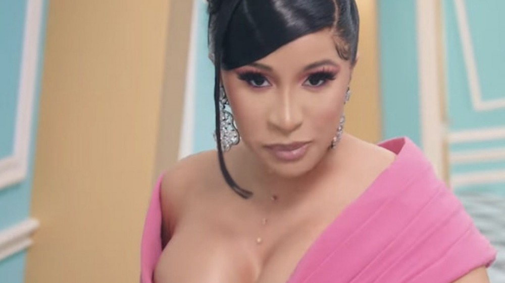 Cardi B Goes All Out For Her Birthday Bash (BTS)