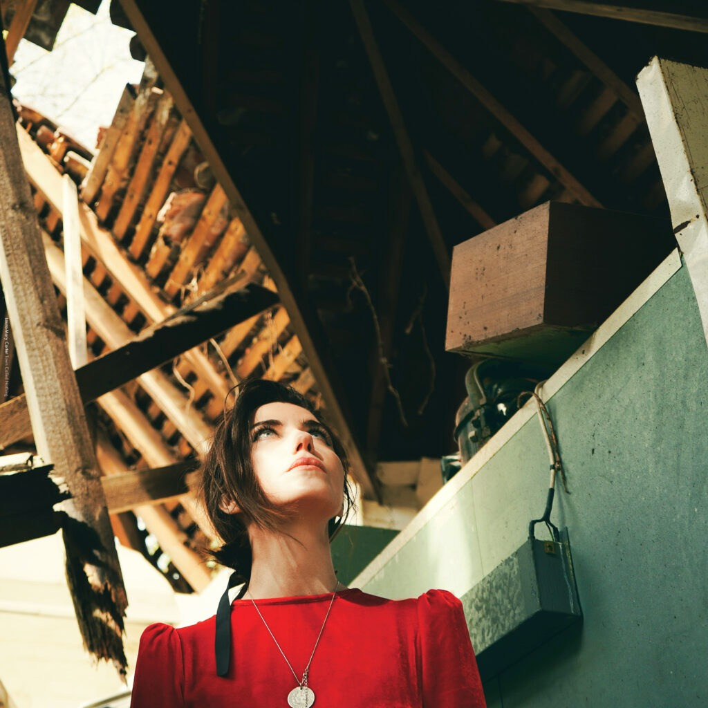 NEWS: release of the debut solo mini-album fromBlood Red Shoes' Laura-Mary Carter